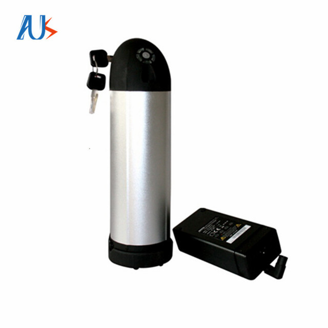 Water Bottle Style electric bicycle battery 48v 12ah E Bike battery 48v