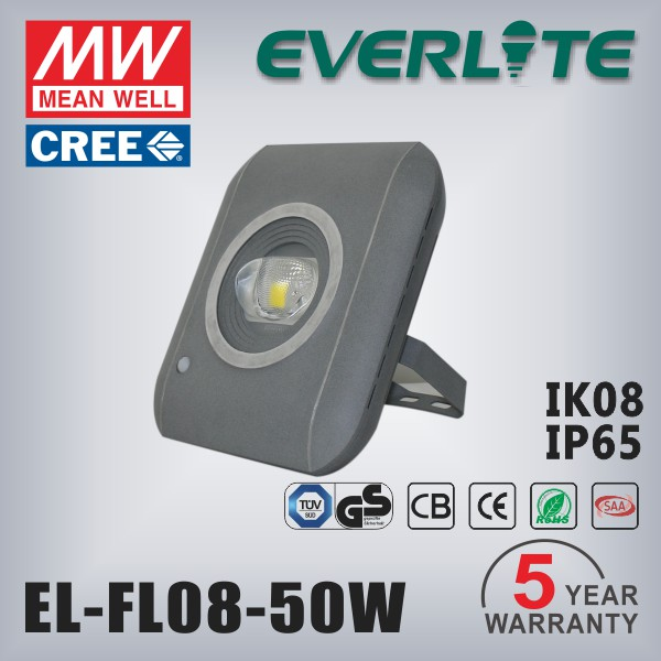 60w 100w 120w LED flood light projector CE ROHS approved factory direct sell