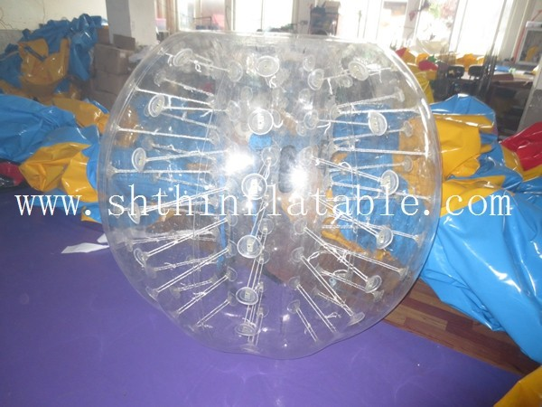 2015 inflatable bumper ball, loopyball bubble soccer for sale