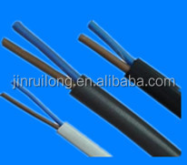Soft and high flexibility silicone special cable teflon cable