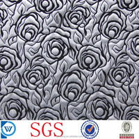 polyester cotton luxury metallic woven jacquard upholstery fabric for garment
