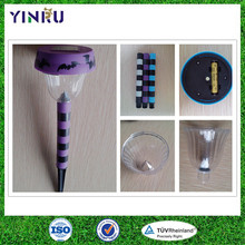YINRU The purple veranda solar light