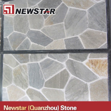 Newstar natural slate crazy paving tiles