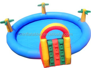 Large round inflatable pools for adults and children/best selling inflatable swimming pool