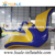 Top quality PVC inflatable water totter slide for water games
