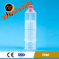 24ml 1:1 Disposable Dual Syringe or Injection Syringe supplier