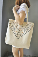 Fashion recyclable canvas tote bag welcome OEM