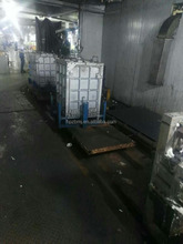 Freezer Cabinet Railway Foaming Production Line Made in China