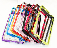 Free Shipping RF Deluxe 0.7mm Ultra-thin Slim Full Frame Matel Aluminum Bumper Case for Samsung Galaxy Note 3