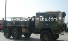 SHACMAN 4x4 and 6x6 used military truck