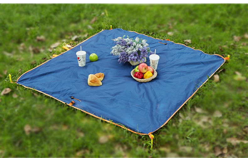 Top selling amazon 2018 Multi-function Waterproof Outdoor Camping beach outings mat
