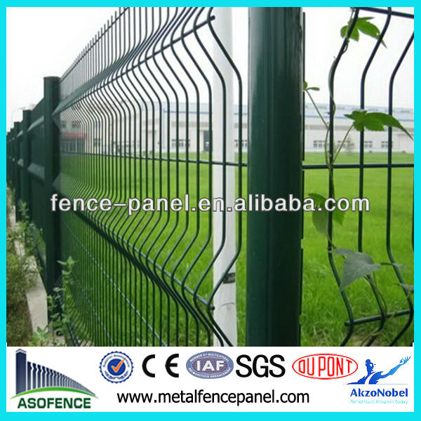 Anping supply wrought iron fence mesh for garden