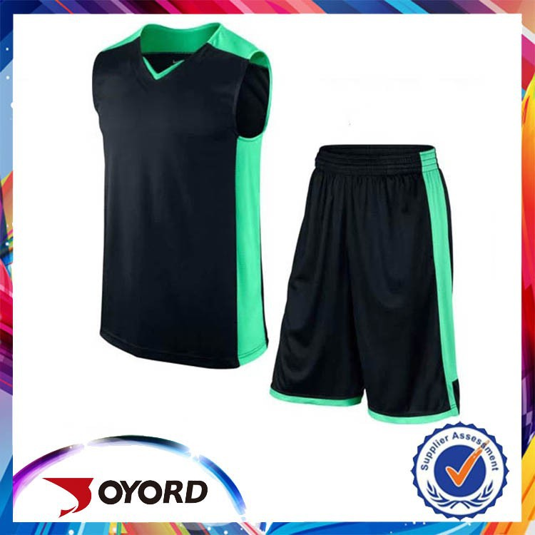 custom unique top quality sublimation mens basketball jersey&shorts