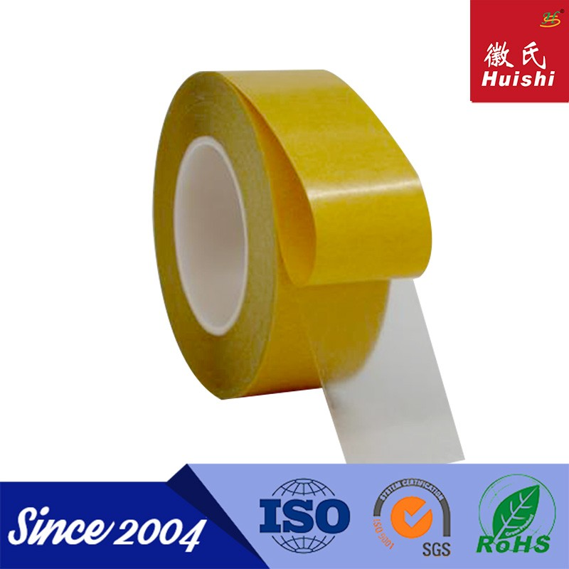 All Purpose Double Side Clear Polyester Film Roll Adhesive Tapes With ISO SGS Certifications