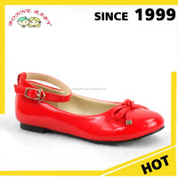 Latest Design Red Beautiful Link Wholesale Shoes For Girls 10 Years