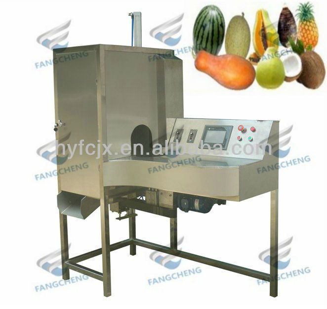Industrial Automatic High Capacity Melon Fruit Peeling Machine/Melon Skin Removing Machine