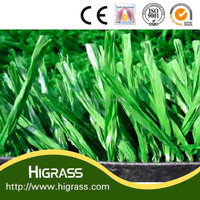 Classical Green artificial grass brush