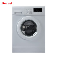 Commercial LED Display Full Automatic Portable Clothes Washing Machine