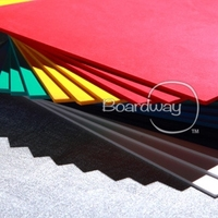 Discount easily fabricated outstanding printability lightweight free foam pvc flexible plastic sheet 3mm for POP