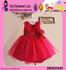 Beautiful Fashion Baby Girls Party Dress Design Wholesale In Stock Baby Girls Party Dress Design