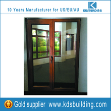 good price double glazing entry wood door pictures better than plywood doors