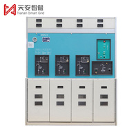 HXGT16-40.5 Indoor Power Automation Intelligent Distribution Panel Metal-Clad Switchgear Ring Main Unit (RMU)