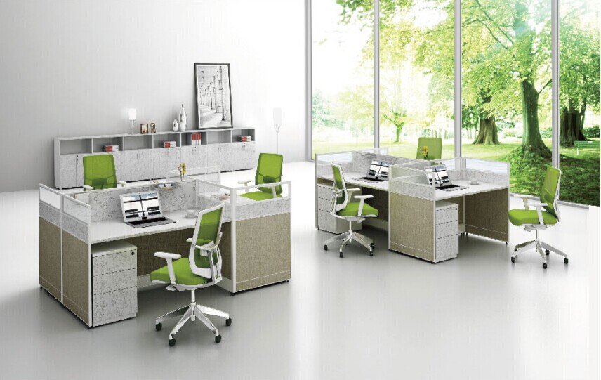 good quality office desk partition screen and workstation modern office furniture