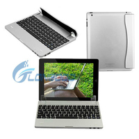 New Arrival Ultrathin Alumnium Case Wireless Bluetooth Keyboard For iPad Air