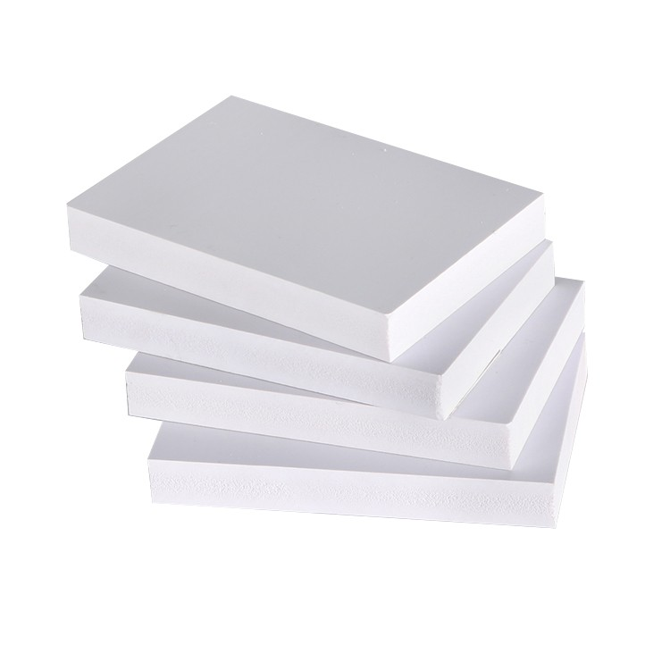 white board wpc pvc foam board <strong>plastic</strong> building <strong>materials</strong>