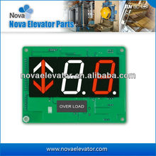 Professional Custom Elevator Display Board, Segment Led Display, Lift Display Module