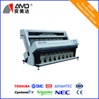 AMD intelligent true color technology wheat color sorter RGB sorting machine
