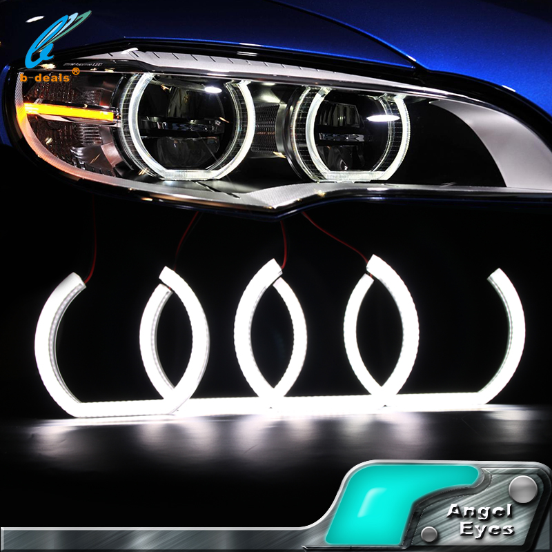 Emark B-D China supplier led angel eyes for bmw f30 kit