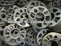 China Factory!galvanized ringlock scaffolding parts /component