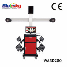 Wholesela price New Technology Auto Repair Machines/3d wheel alignment