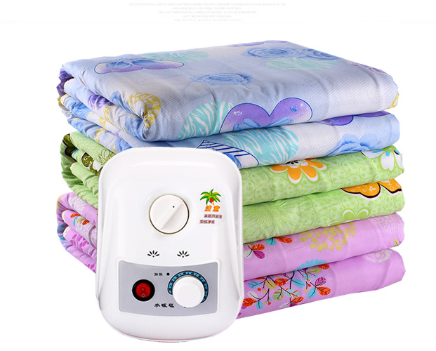 Water heated blanket electric blanket