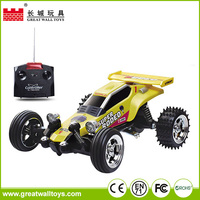 Famous Brand Great Wall 2119 4CH 1/43 Remote Control Mini RC Kart Racing Car
