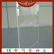 Virgin material transparent high gloss pvc sheet