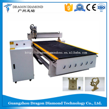 used cnc machine/professional high speed woodworking cnc router LZ-1325D