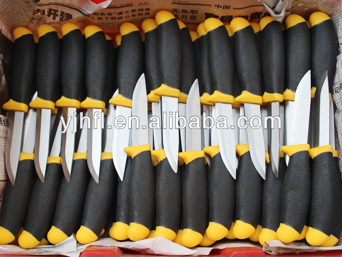 24 pc Bait knife in display