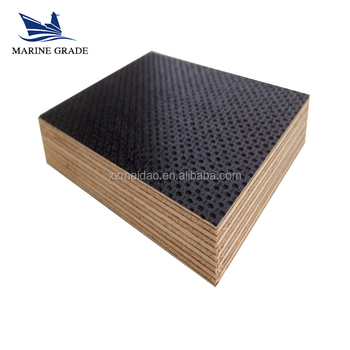 Most demanded products anti slip finger joint core film faced plywood