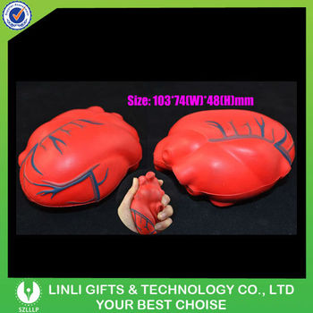 Kidney Promotion PU Anti Stress Balls Manufacturer