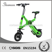 lithium battery inside folding mountain folded bycicle electric