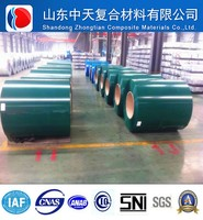 prepainted galvanized steel coils for roofing sheet to Africa and South America