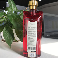 High quality factory supply 400ml bulk buying shower gel for sensitive skin