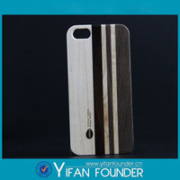 Unique wood hard case for iphone5, shenzhen price for iphone 5s