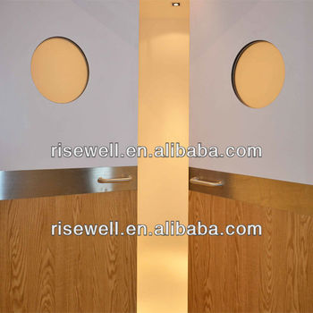 wood grain laminate kitchen cabinet interior door