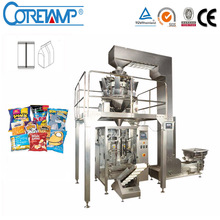 Fully Automatic Dry Snack Food Packing Machine For Almond/Lentil/Dried Fruits/Cashew Nuts