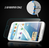 Explosion Proof 0.3mm Tempered Glass Film Screen Protector For Samsung Note2 With OPP Package