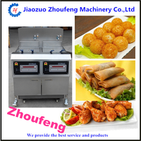 french fries/potato chips/ spring roll/Glutinous rice sesame balls electric oil fryer (whatsapp:008613782789572)