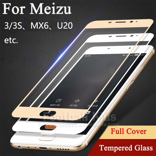 Wholesale price For Meizu Meilan Note3/Metal/MAX/<strong>U10</strong>/U20 Screen Protector Tempered Glass